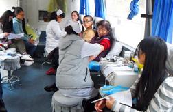 【低温滤白柜】甘肃省红十字血液中心