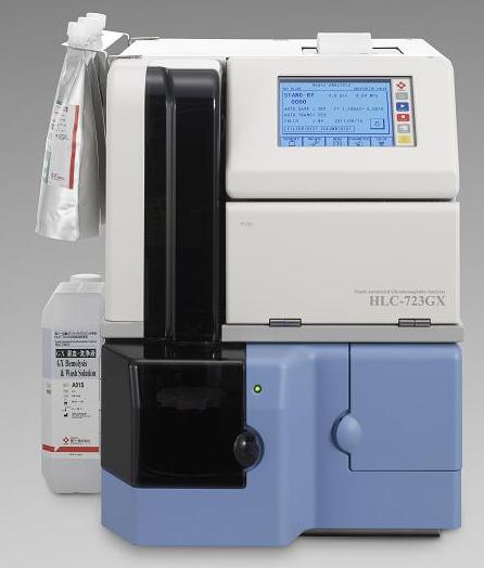 全自动糖化血红蛋白分析仪HLC-723GX
