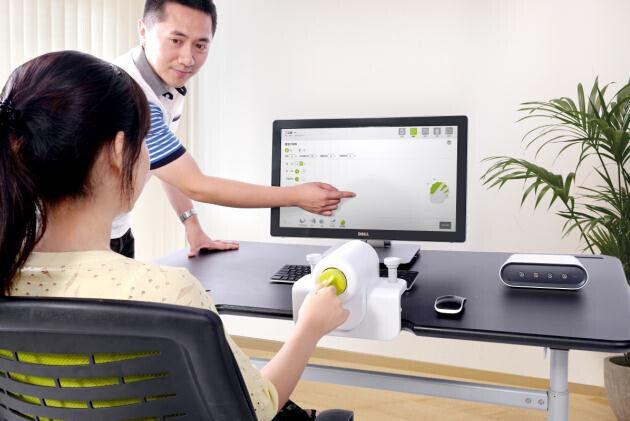 上肢与认知整合评测训练系统